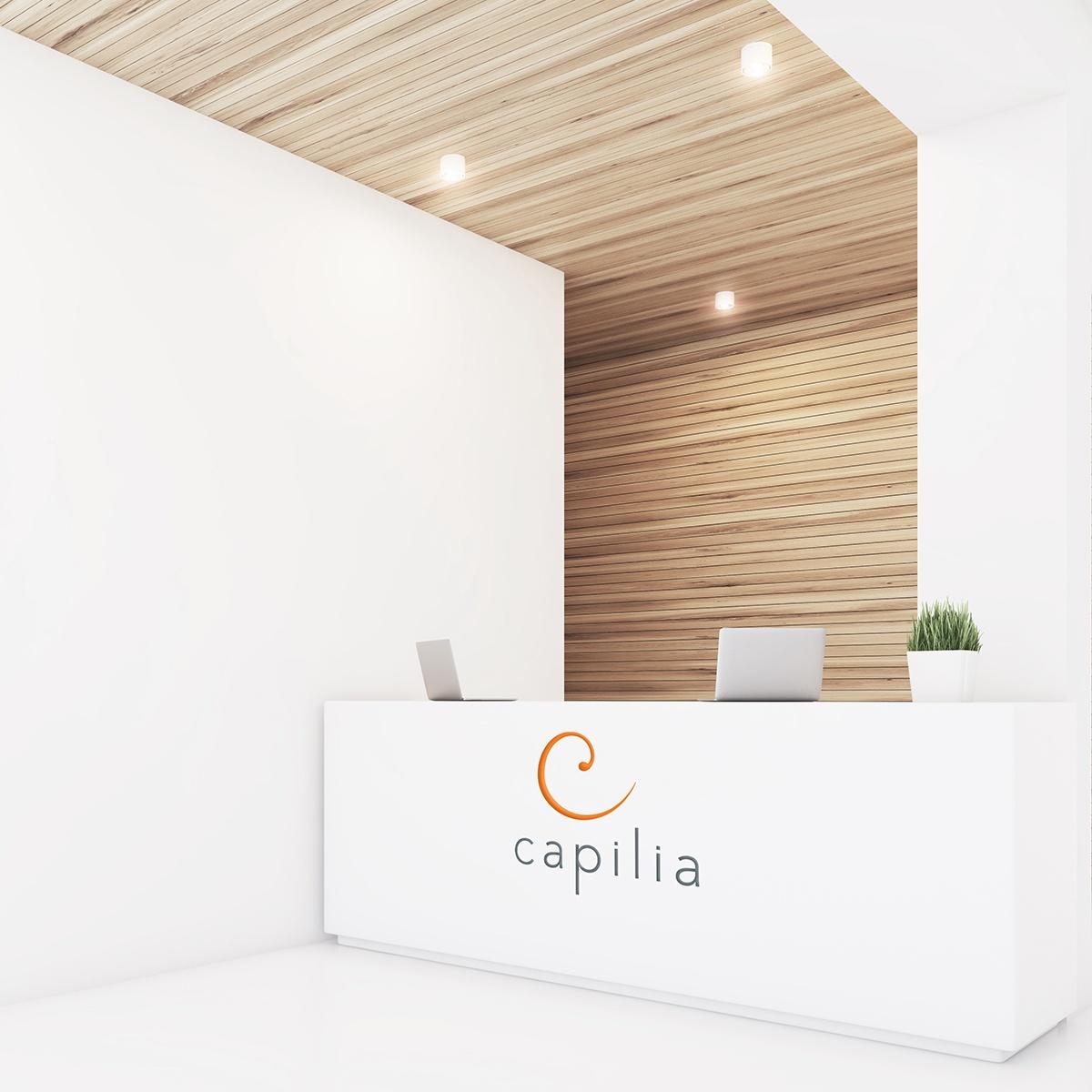 Centre Capilia par défaut | Capilia center as default